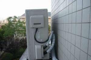 空调移机装机方法
