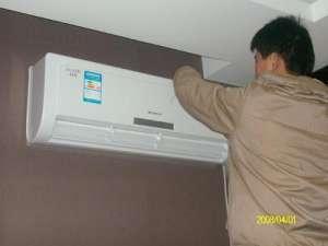 窗式空调安装时常见的