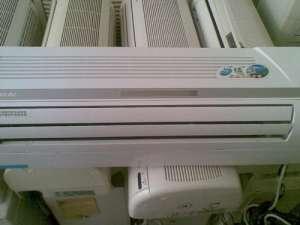 空调加氟出现热保护怎