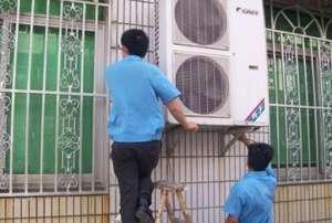 空调噪音过大怎么维修